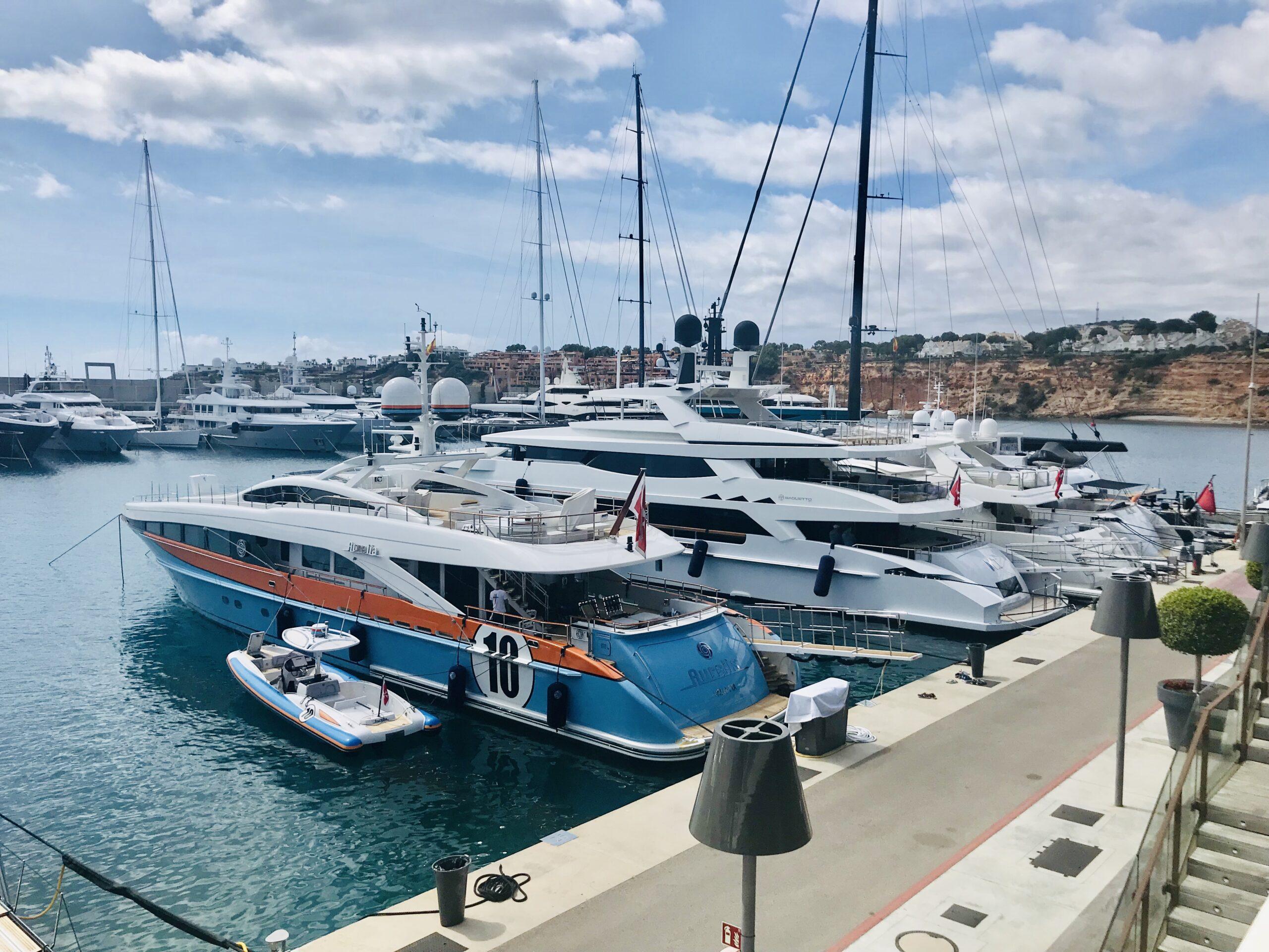 Ocibar acquires Port Tarraco Superyacht Marina