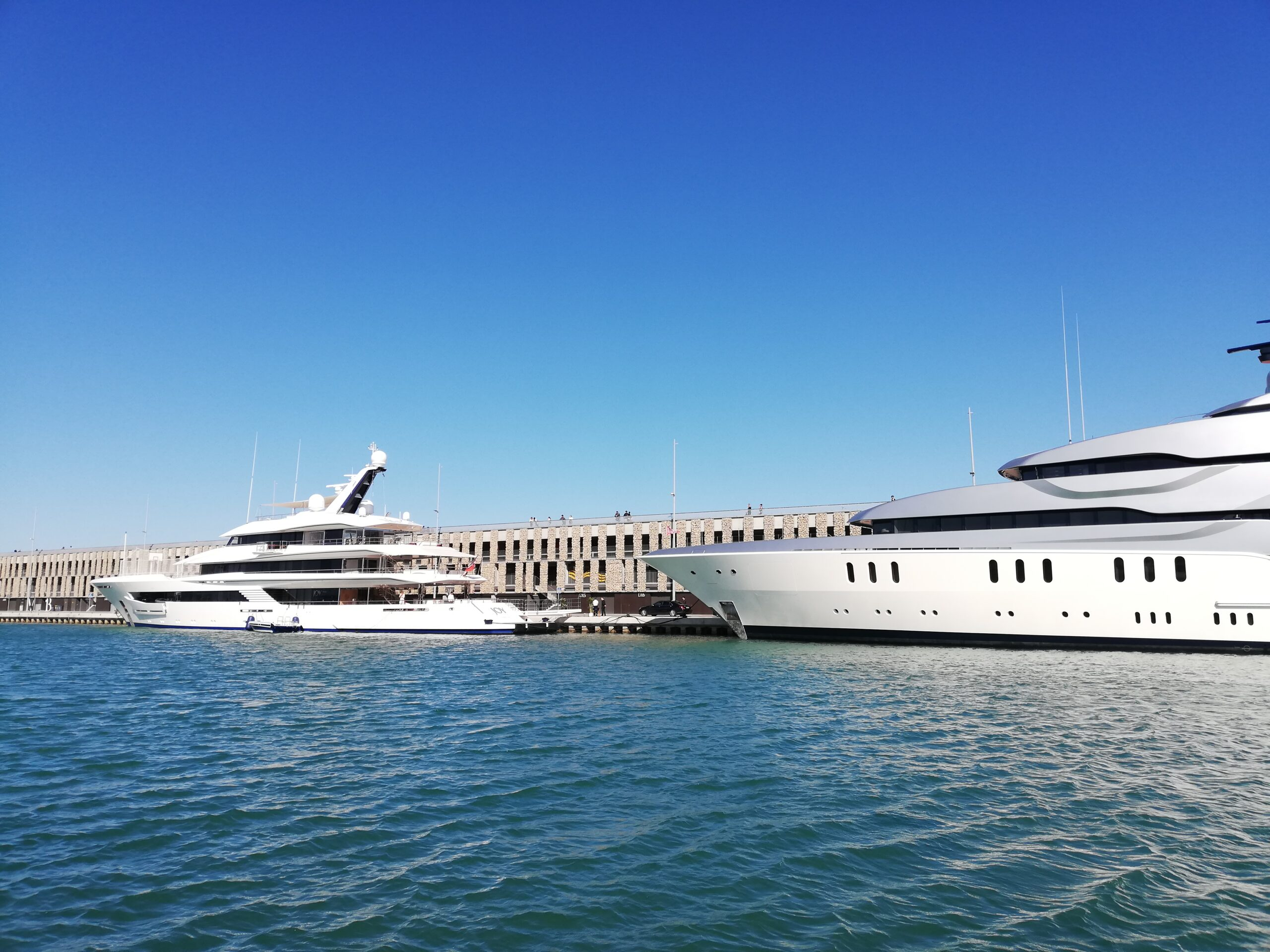 Barcelona is the Superyacht Destination according the Wealth Report 2021