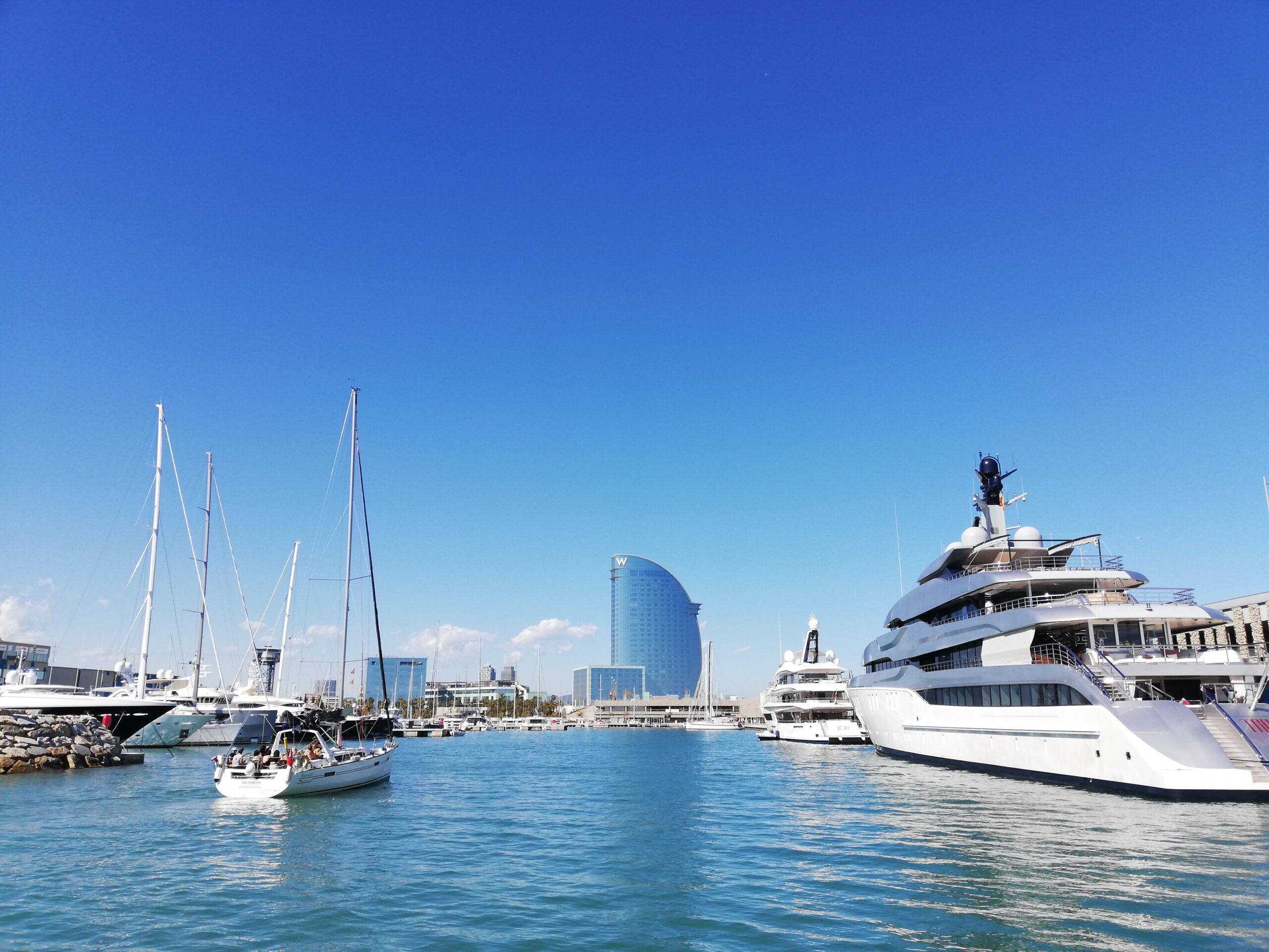 Barcelona's Latest Marina exclusive & Top class services