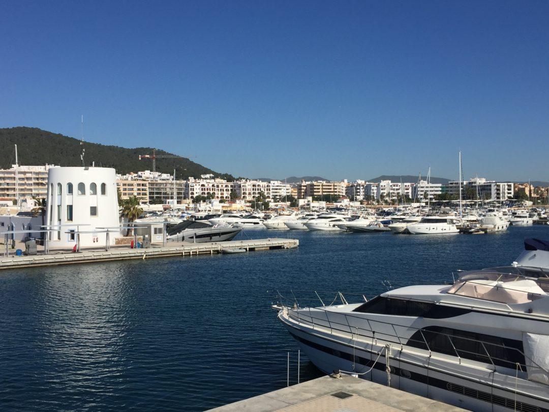 No new marina developments in the Balearic?